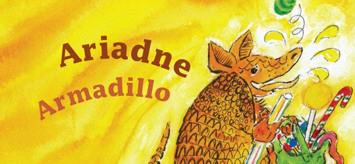 Bold Beasts: Ariadne Armadillo